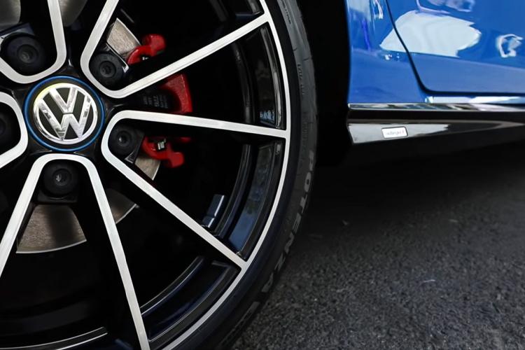 Volkswagen Golf GTI Oettinger nueva variante disponible en México tecnología equipamiento