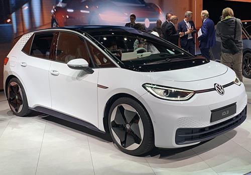 Volkswagen ID.3 carroceria