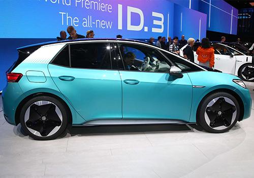 Volkswagen ID.3 electrico TECNOLOGIA versiones disponibles