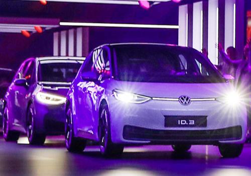 Volkswagen ID.3 electrico TECNOLOGIA