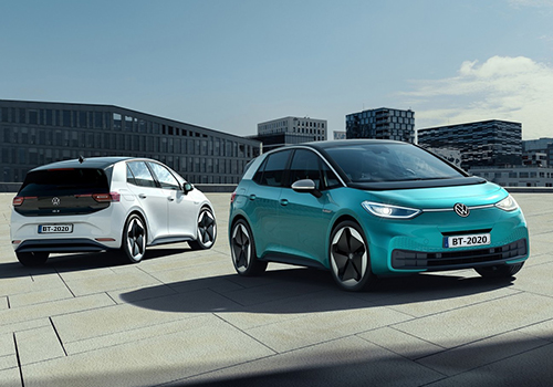 Volkswagen ID.3 llega en Septiembre app connect y head-up realidad aumentada