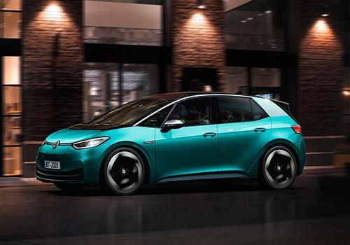 Volkswagen ID.3 llega en Septiembre diseño tecnologia
