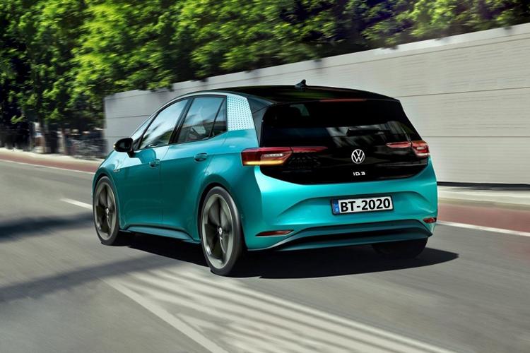 Volkswagen ID.3 llega en Septiembre diseño
