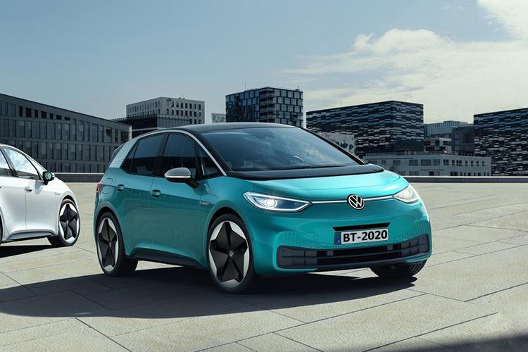 Volkswagen ID.3 llega en Septiembre innovaciones
