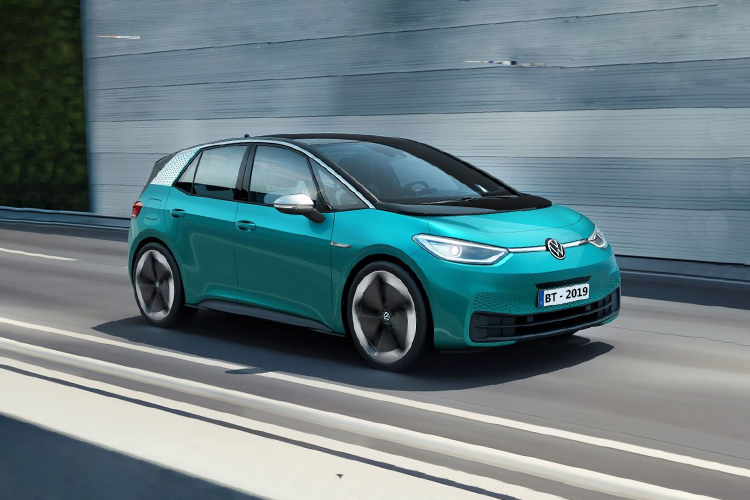 Volkswagen ID.3 modelo electrico