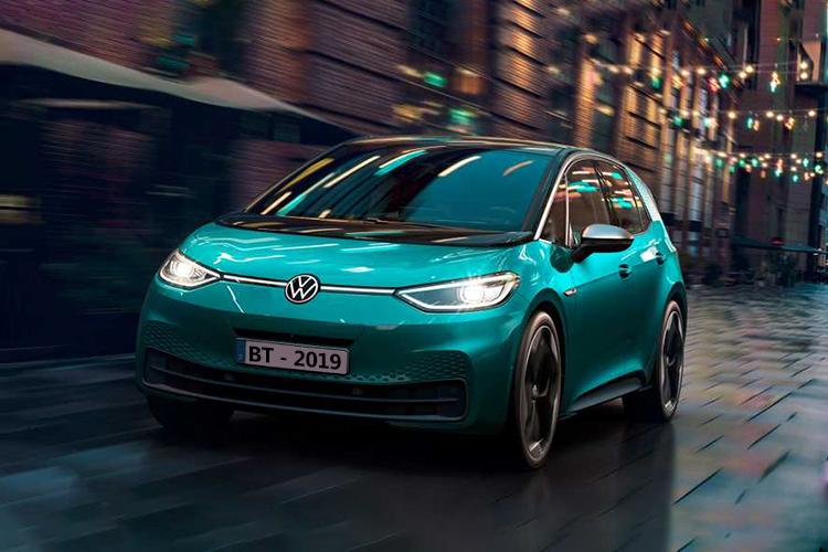 Volkswagen ID.3 nueva plataforma para electricos