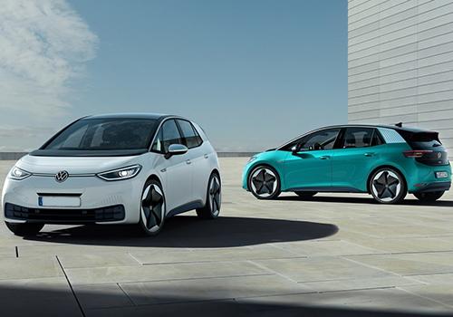 Volkswagen ID.3 unidades disponibles electricos
