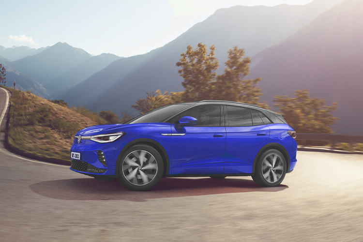 Volkswagen ID.4 GTX deportivo potencia equipamiento tecnología innovaciones diseño desempeño