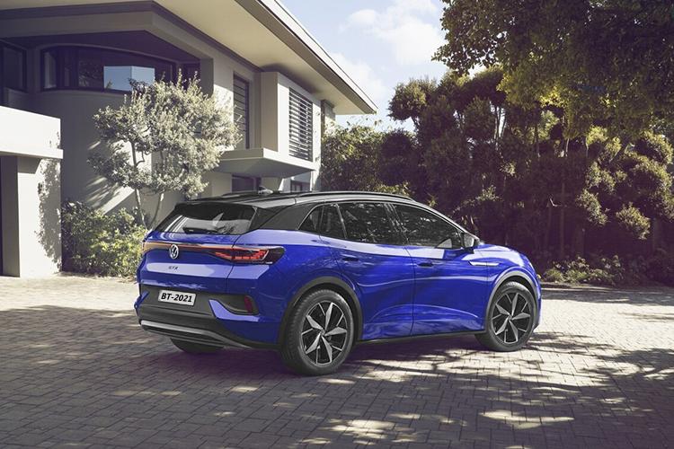 Volkswagen ID.4 GTX deportivo potencia equipamiento tecnología innovaciones