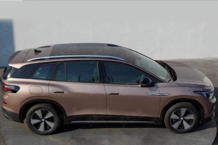 Volkswagen ID.6 nuevo SUV eléctrico de 7 plazas