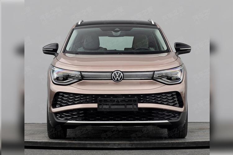 Volkswagen ID.6 nuevo SUV eléctrico totalmente eléctrico diseño