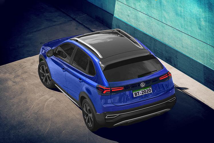 Volkswagen Nivus 2021 carrocería