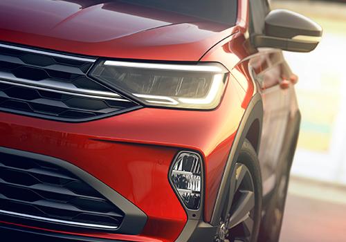 Volkswagen Nivus 2021 nuevo diseño tecnología