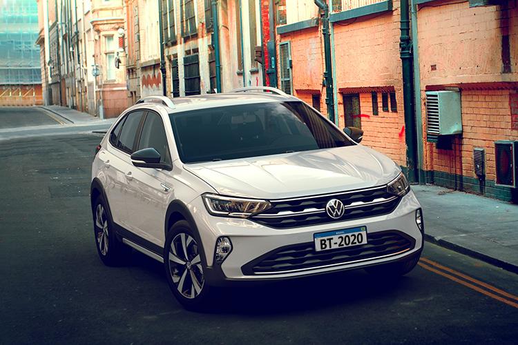 Volkswagen Nivus 2021 opciones de motor
