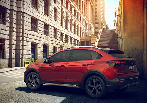 Volkswagen Nivus 2021 potencia