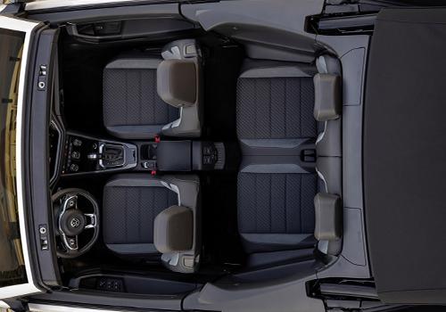 Volkswagen T-Roc Cabrio tecnología