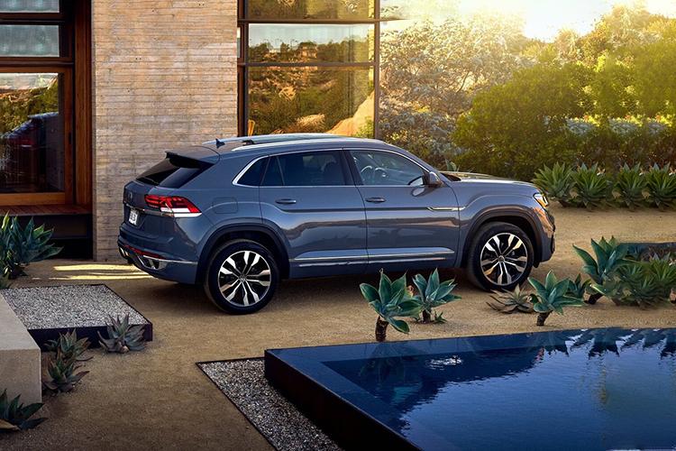 Volkswagen Teramont y Teramont Cross Sport Highline