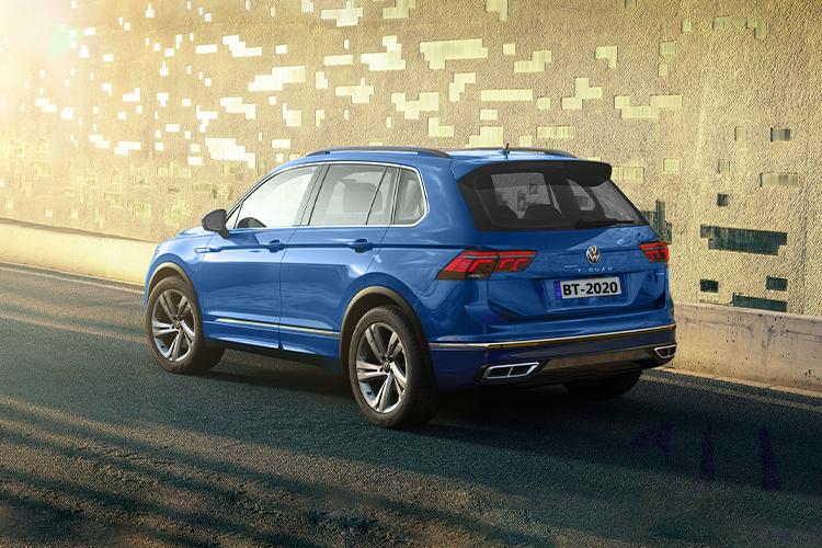Volkswagen Tiguan 2021 rediseñado con nueva variante híbrida