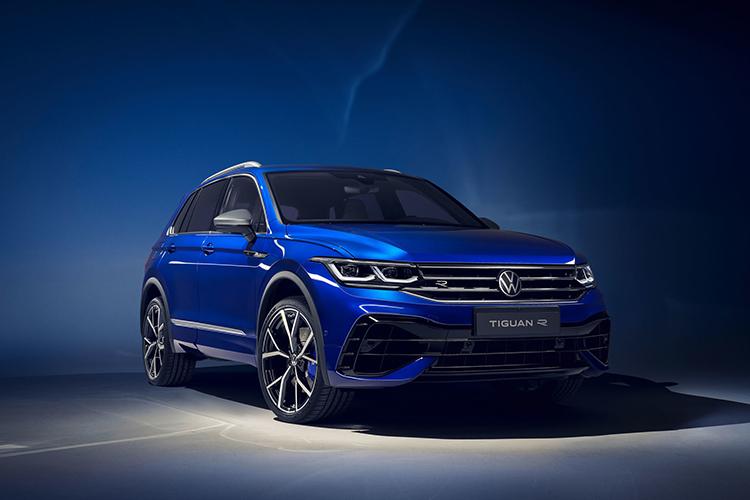 Volkswagen Tiguan 2021 tecnología