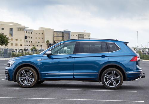 Volkswagen Tiguan modelos proxima generación
