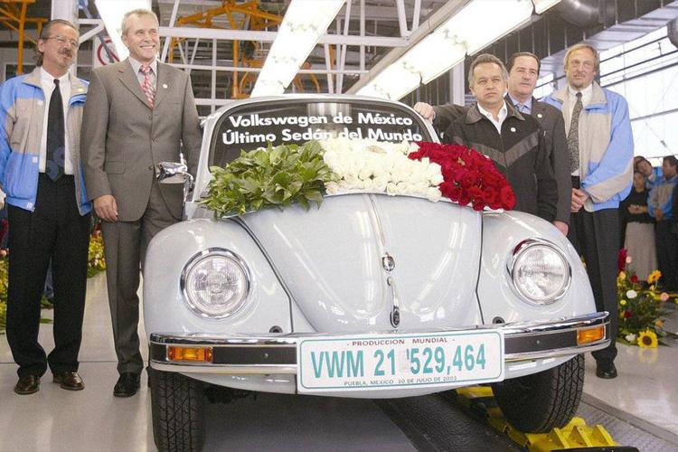Volkswagen Tipo 1 sedán cumple 17 años