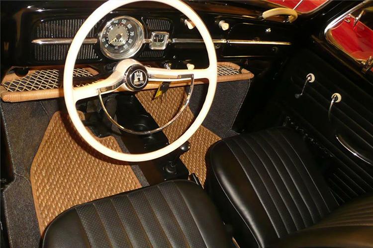 Volkswagen Tipo 1 sedán de 1938 hasta 2003