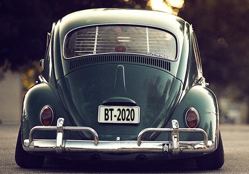 Volkswagen Tipo 1 sedán modelo clásico de bajo consumo