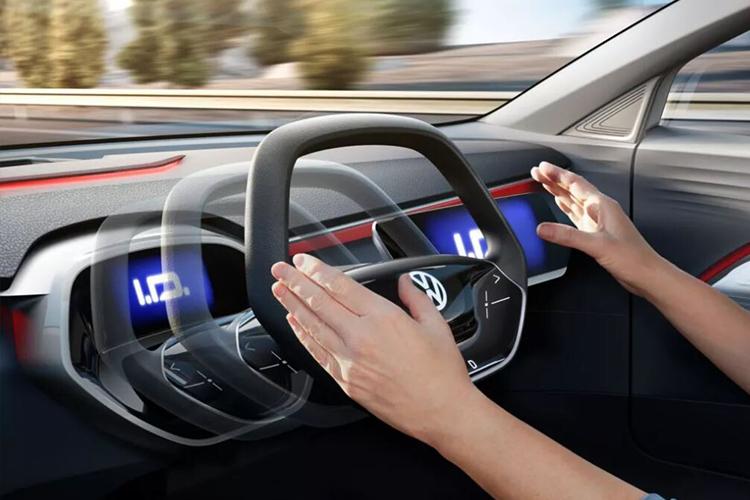 Volkswagen Trinity autónomo y totalmente eléctrico autonomia carrocería innovaciones