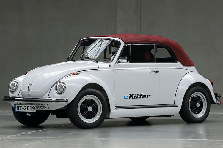 Volkswagen eléctrico Beetle