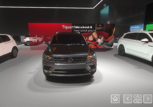 experiencia virtual Auto Show de Ginebra_modelos