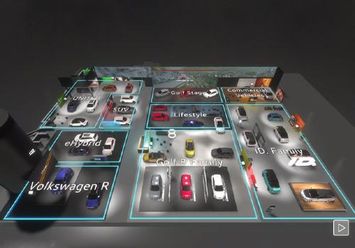 virtual Auto Show de Ginebra_modelos presentados realidad virtual