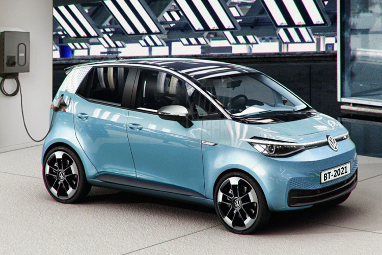 Volkswagen prepara nuevo modelo más accesible y pequeño tecnologia diseño autos electricos plataforma