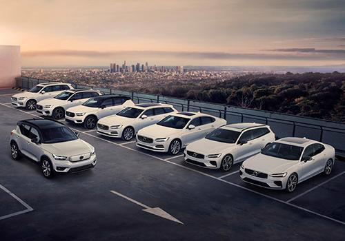 Volvo XC40 recharge SUV 5 electricos en 2025