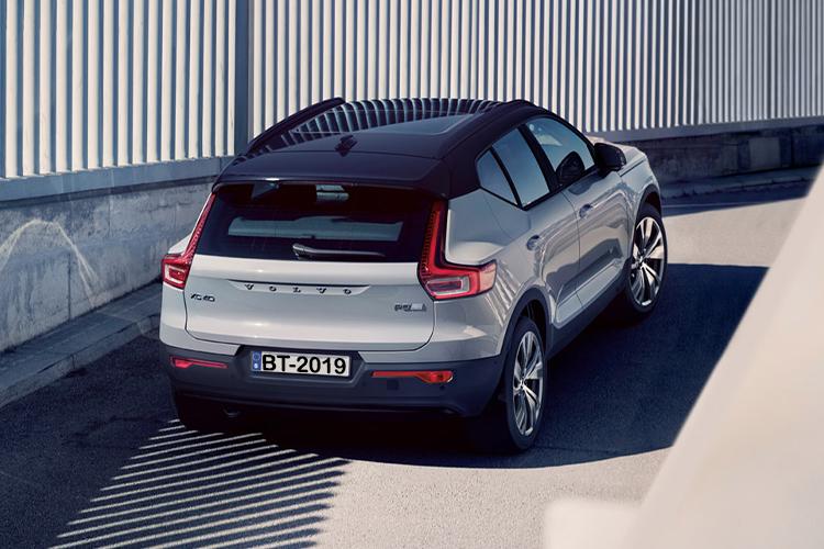 Volvo XC40 recharge nuevos electricos volvo