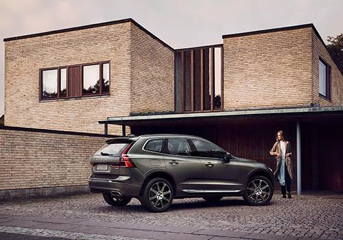 Volvo XC60 llega con variantes híbridas enchufables disponibilidad