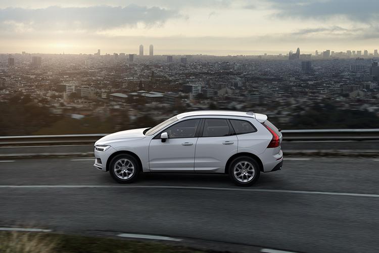 Volvo XC60 llega con variantes híbridas enchufables tecnologia