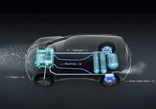 Volvo y Daimler combustible de hidrógenos autos ecológicos