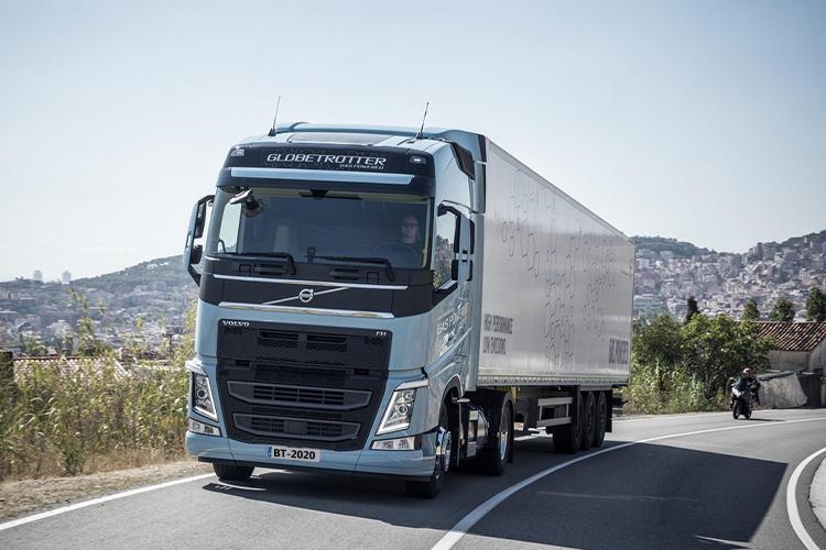 Volvo y Daimler desarrollan nuevos camines con pilas de hidrogeno