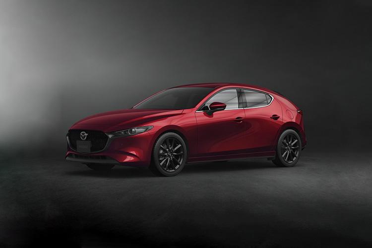 World car of the year 2020 Mazda 3