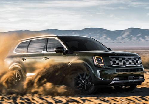 World car of the year 2020 kia Telluride ganador