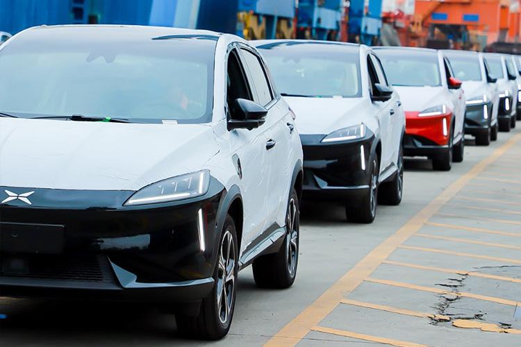 Xpeng G3 carrocería tecnología