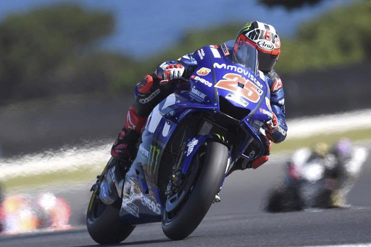 Yamaha motocicleta_velocidad