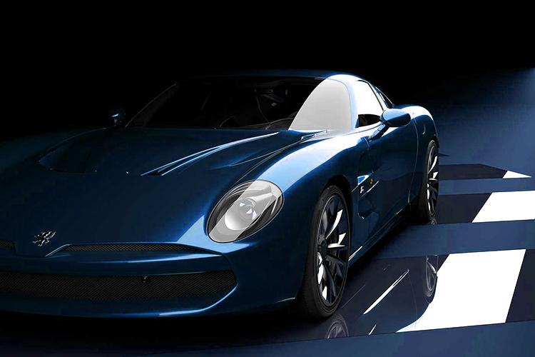 Zagato IsoRivolta GTZ edición especial solo 19 unidades