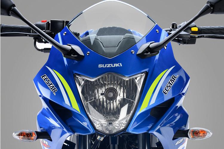 155cc Suzuki