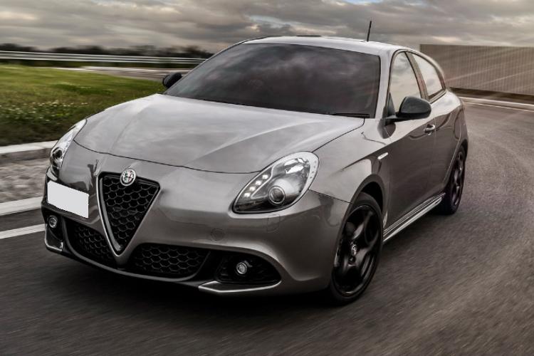 alfa romeo giulietta 2019 vehiculos marca italiana