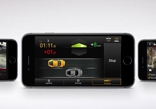 app Porsche 911 GT2 RS