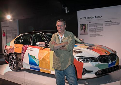 art car del serie 3 Victor Guadalajara