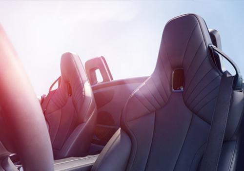 asientos BMW Z4 roadster
