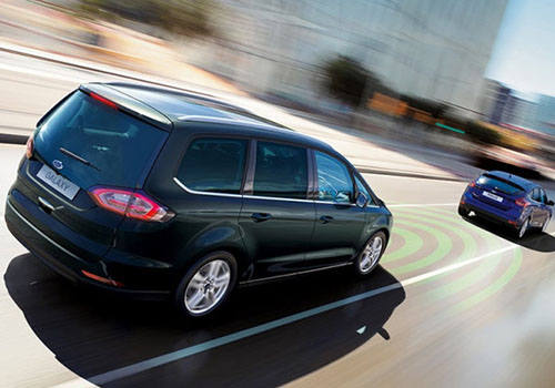 asistente precolision en vehiculos Ford_Tecnologia en Seguridad