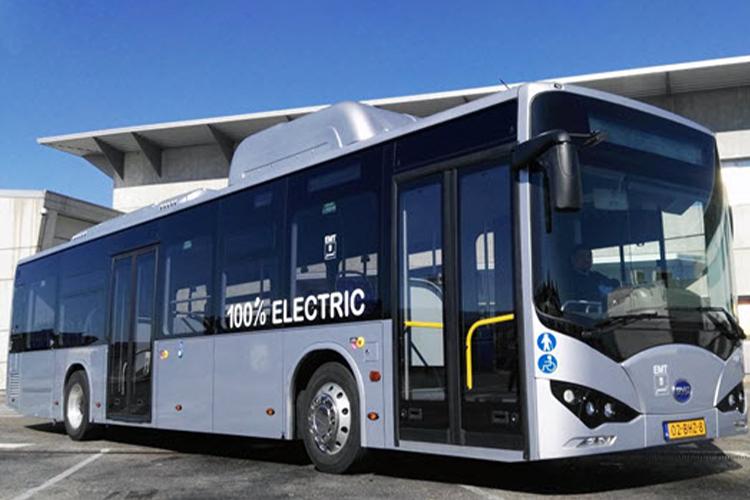 autobuses electricos en el mundo innovaciones BYD y más